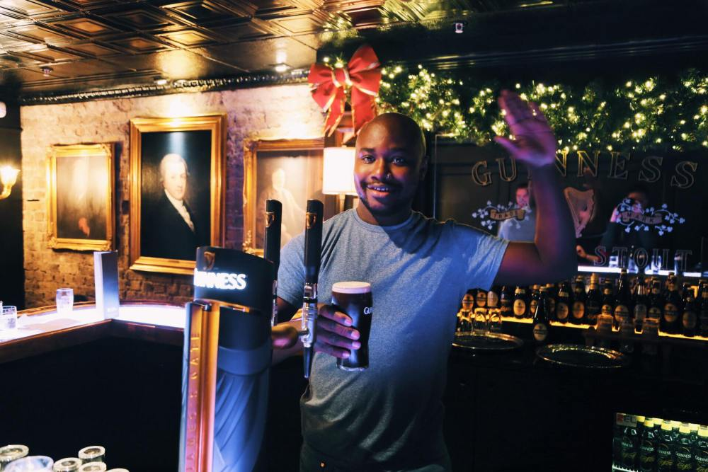 We're in Dublin, Ireland - Guinness Storehouse - Teeling Whiskey (8)