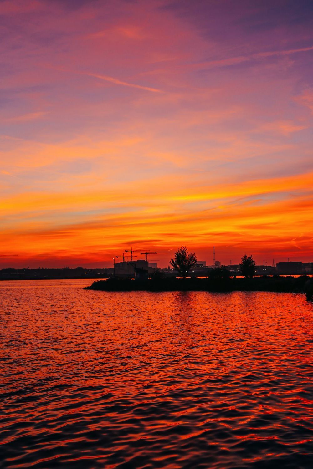 This Is Where To Go For The Best Sunsets In Amsterdam! (13)