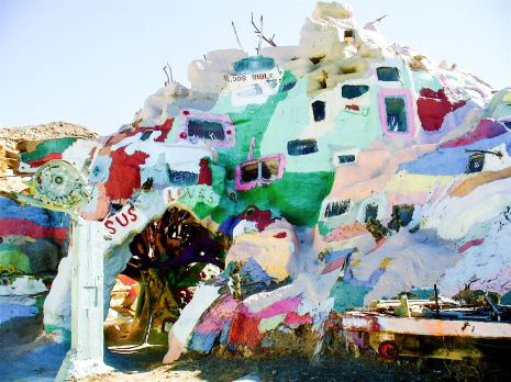 Have You Ever Heard Of Salvation Mountain in California? (5)