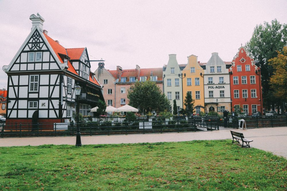 The Beautiful Old Town Of Gdansk In Poland | PART 1 (10)