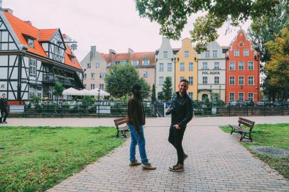 The Beautiful Old Town Of Gdansk In Poland | PART 1 (13)