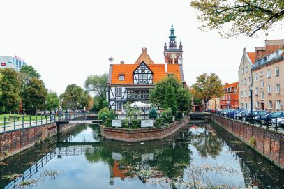 The Beautiful Old Town Of Gdansk In Poland | PART 1 (19)