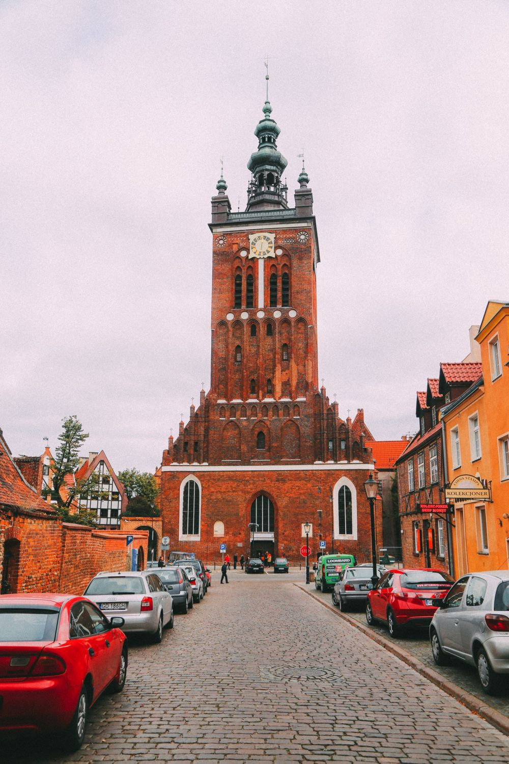 The Beautiful Old Town Of Gdansk In Poland | PART 1 (21)