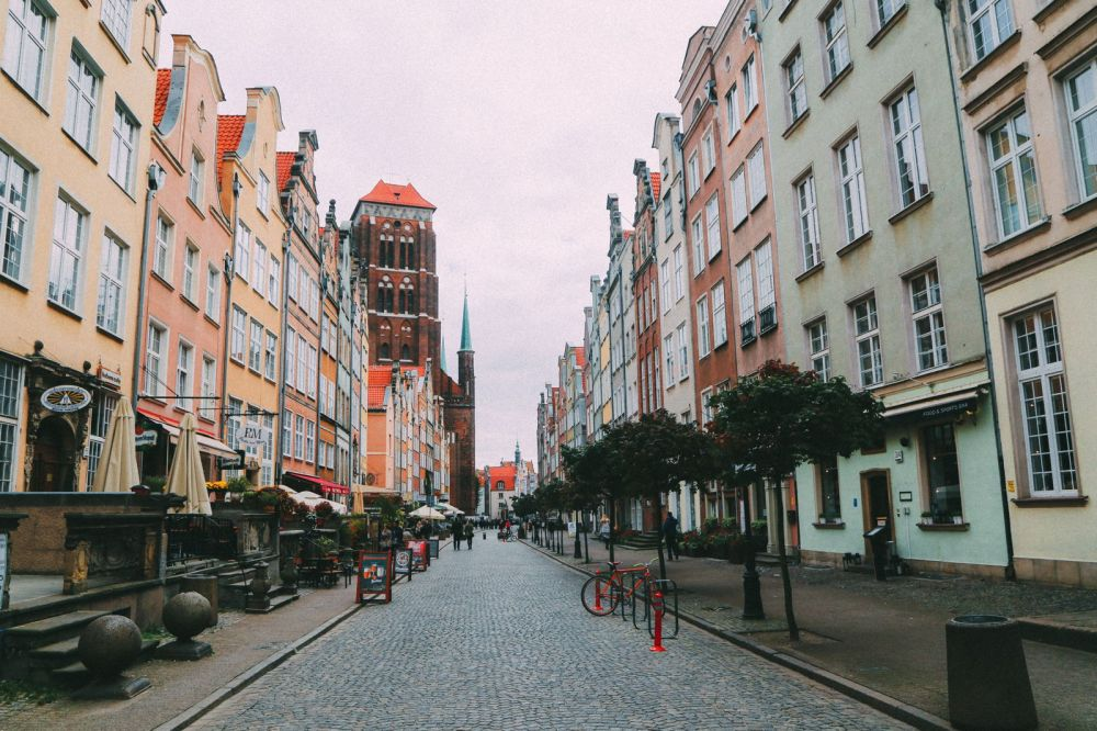 The Beautiful Old Town Of Gdansk In Poland | PART 1 (35)