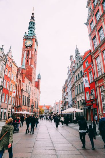 The Beautiful Old Town Of Gdansk In Poland | PART 1 (50)