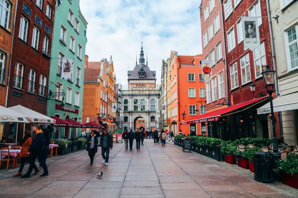 The Beautiful Old Town Of Gdansk In Poland | PART 2 (1)