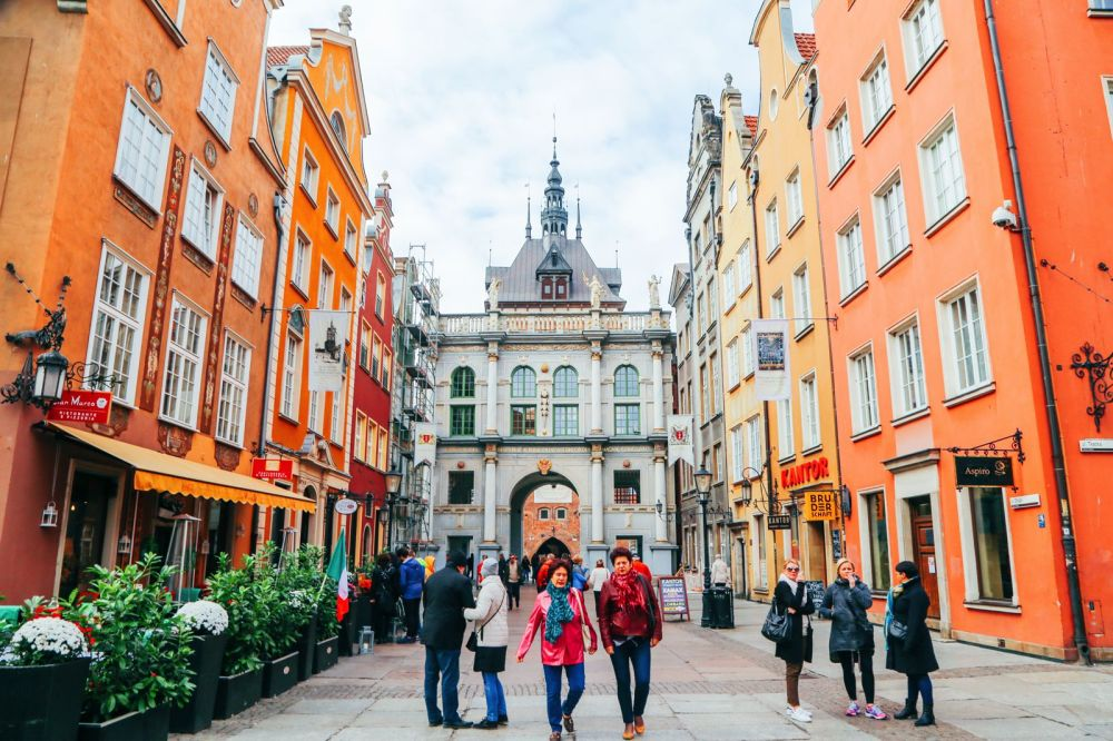 The Beautiful Old Town Of Gdansk In Poland | PART 2 (2)