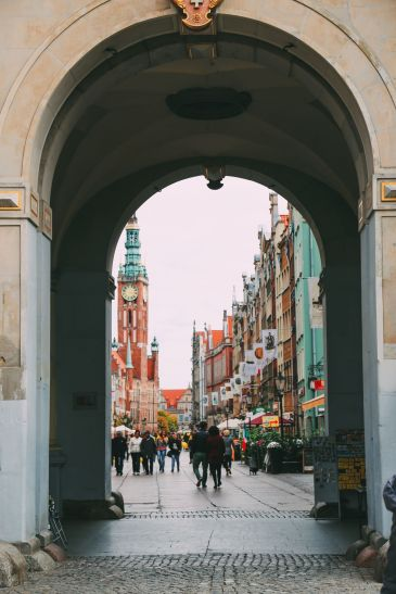 The Beautiful Old Town Of Gdansk In Poland | PART 2 (4)