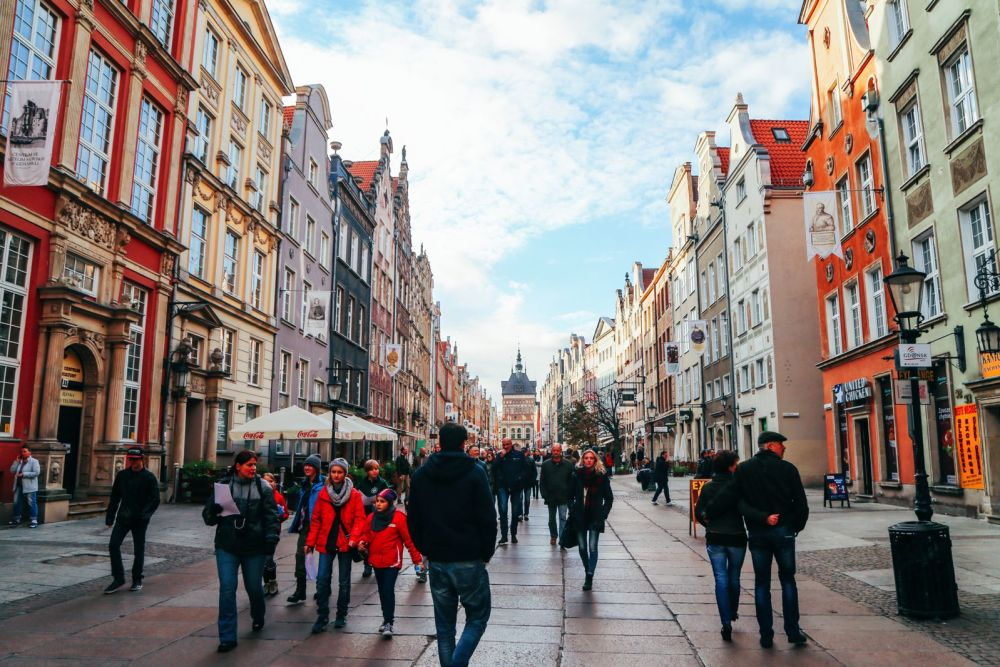 The Beautiful Old Town Of Gdansk In Poland | PART 2 (16)