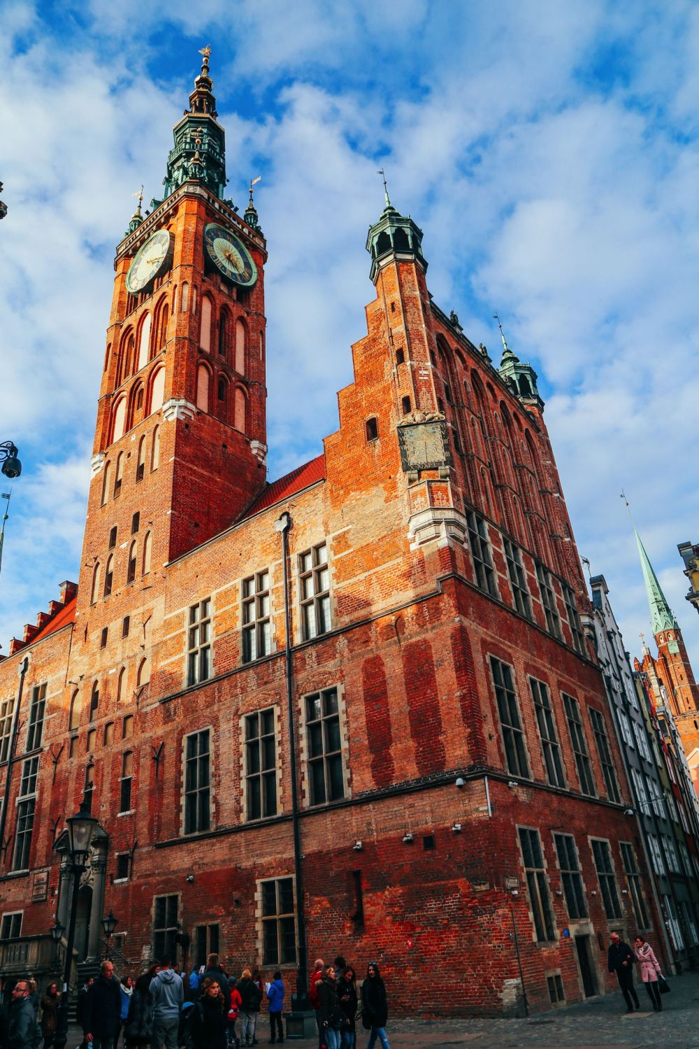 The Beautiful Old Town Of Gdansk In Poland | PART 2 (19)