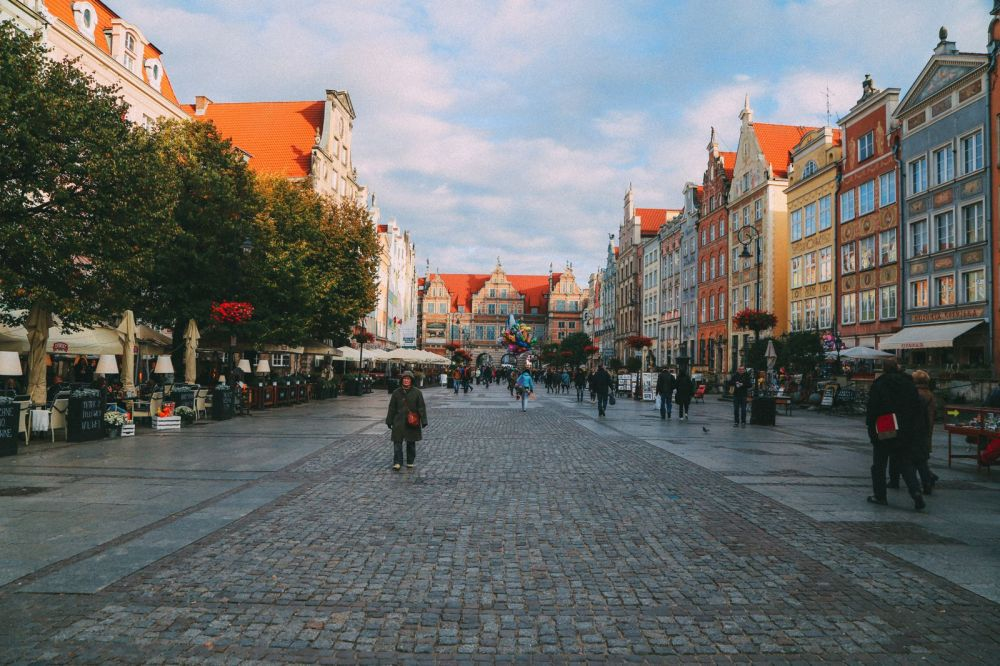 The Beautiful Old Town Of Gdansk In Poland | PART 2 (21)