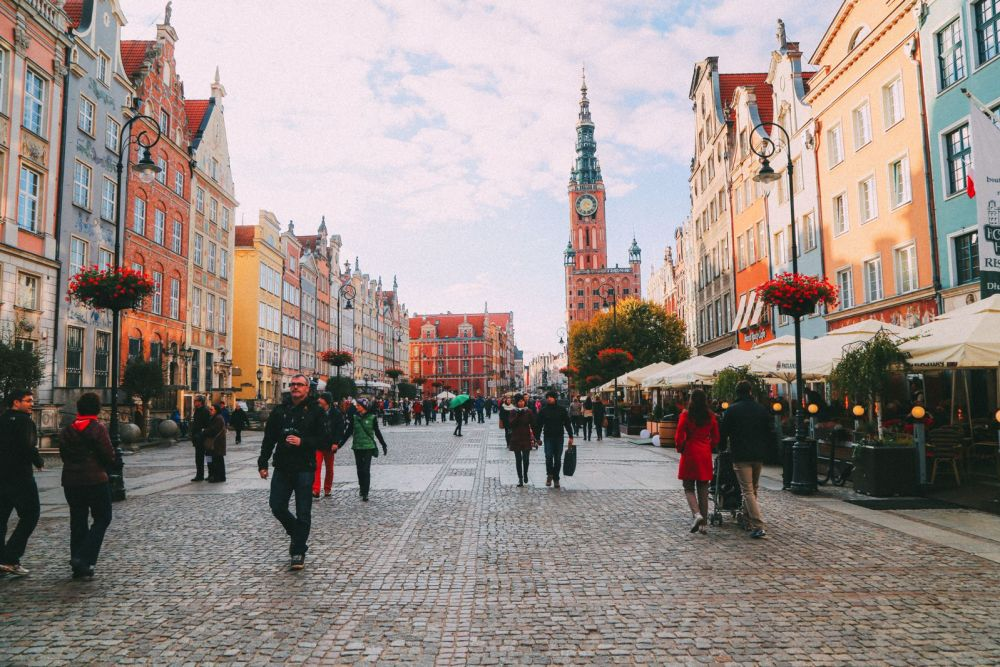 The Beautiful Old Town Of Gdansk In Poland | PART 2 (26)