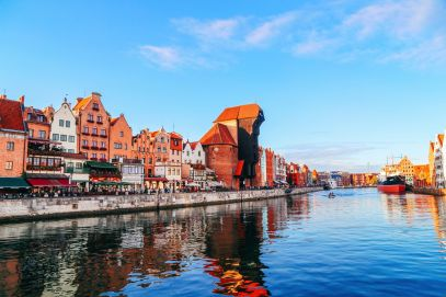 The Beautiful Old Town Of Gdansk In Poland   PART 2 (33)