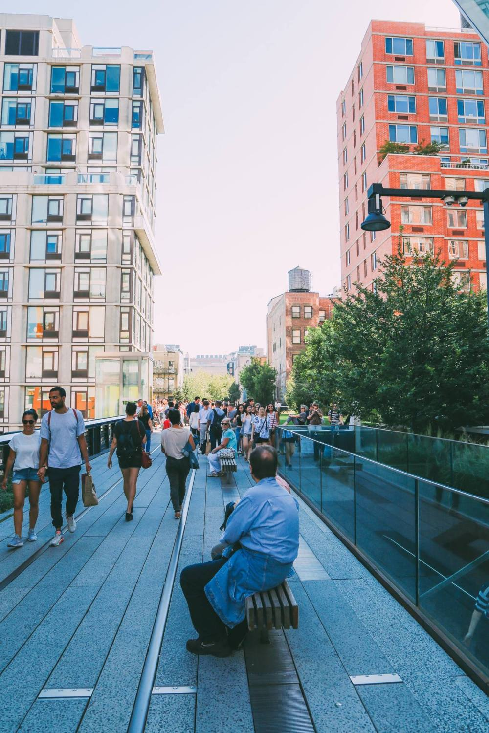 New York Diary: The High Line, Lego House And New York Fashion Week (1)