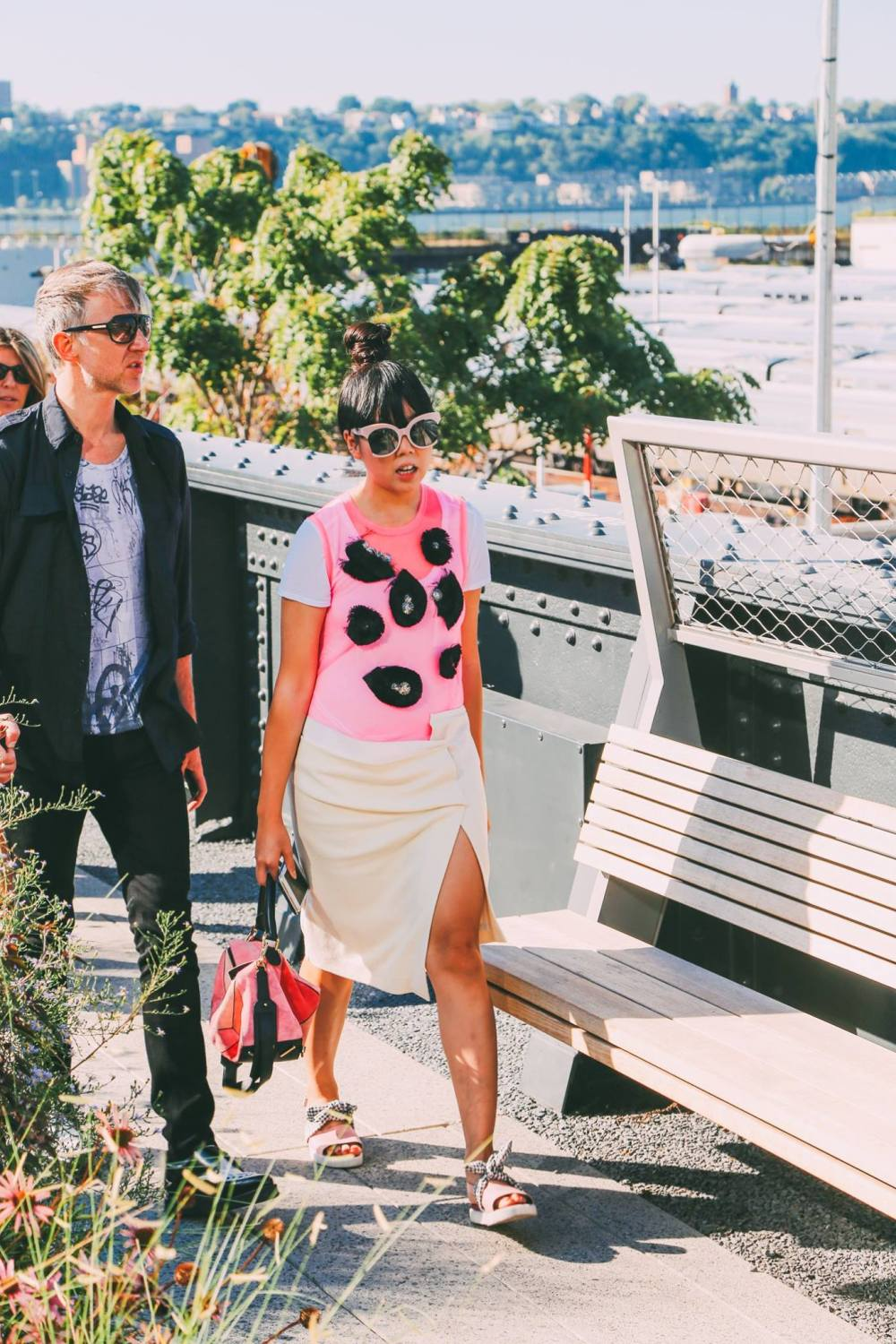 New York Diary: The High Line, Lego House And New York Fashion Week (17)