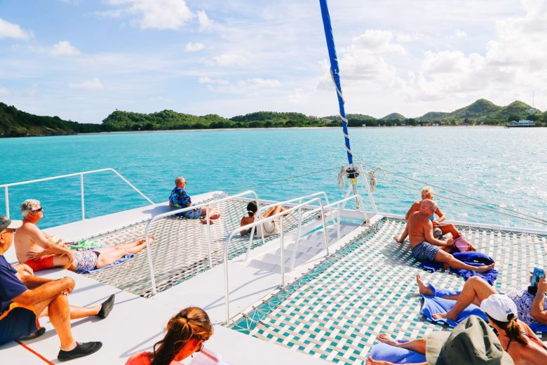 Sailing In Antigua In The Caribbean (22)