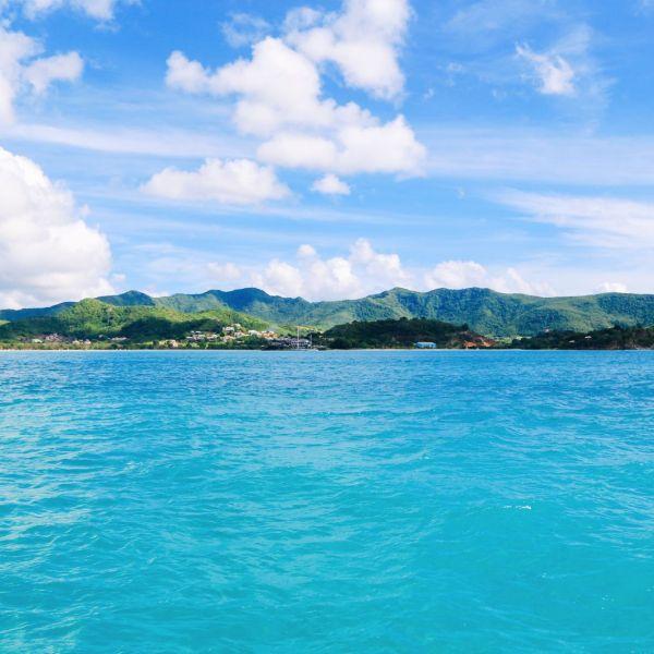 Sailing In Antigua In The Caribbean (4)