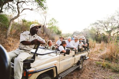 Sunrise Till Sunset - A 24 Hour South African Safari Diary (51)