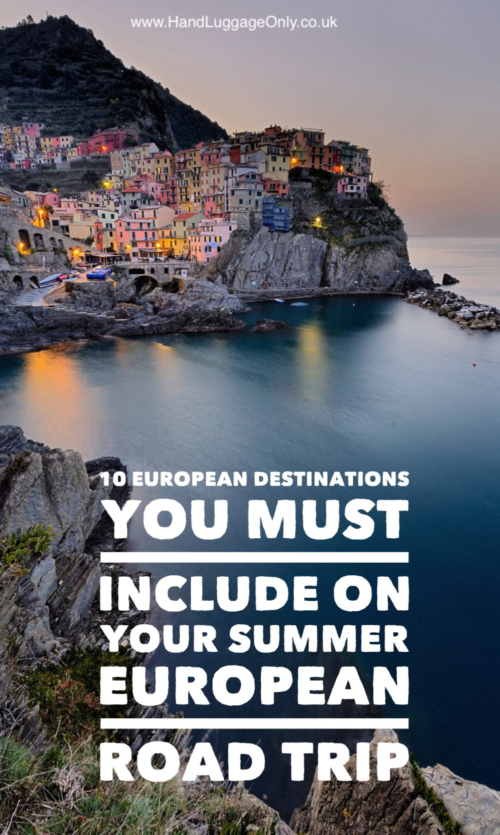 European Places To Visit In Summer
