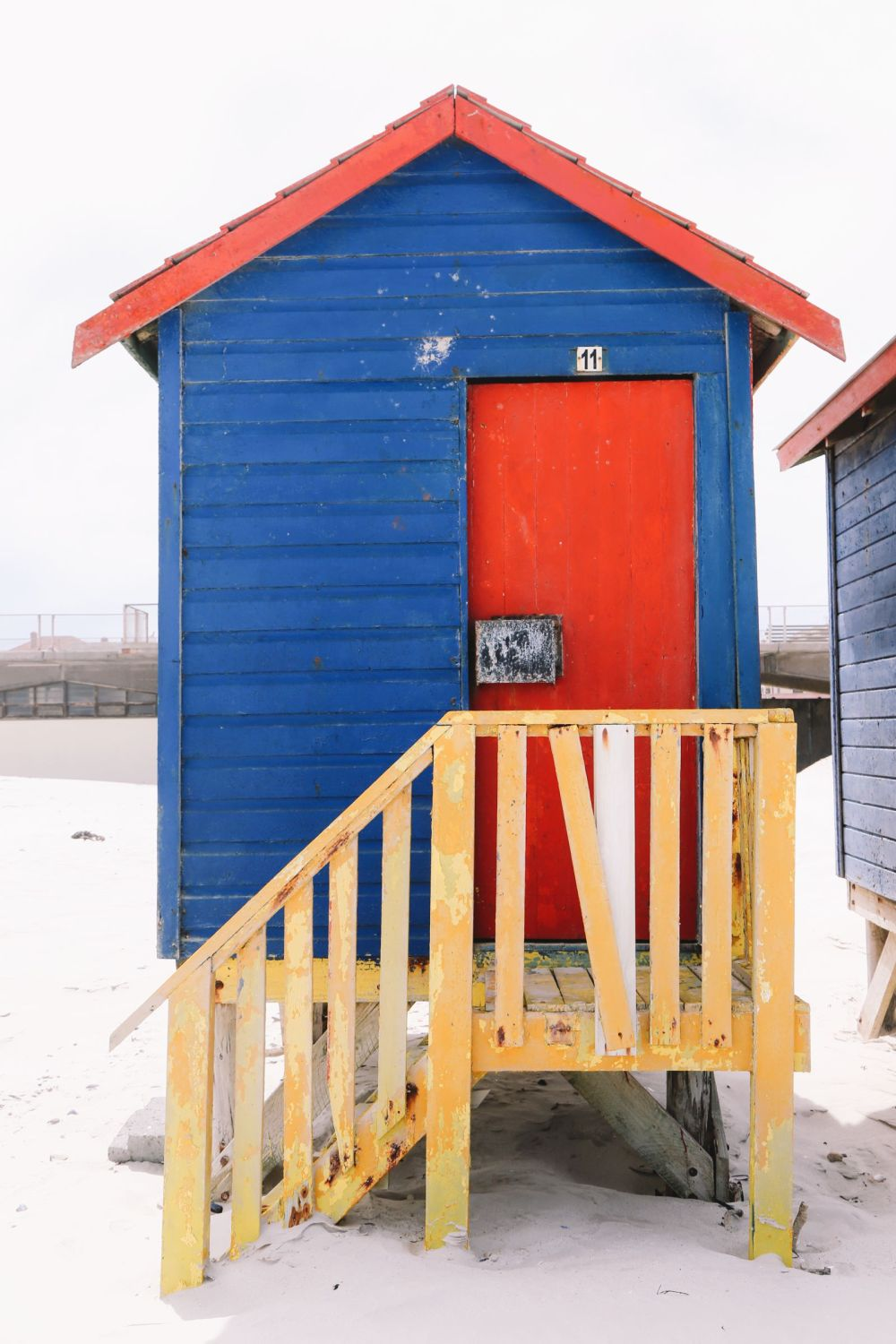Photo Diary: Muizenberg Beach.... In Cape Town, South Africa (3)