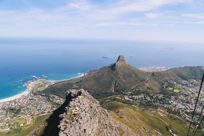 Journey Up Table Mountain In Cape Town, South Africa (16)