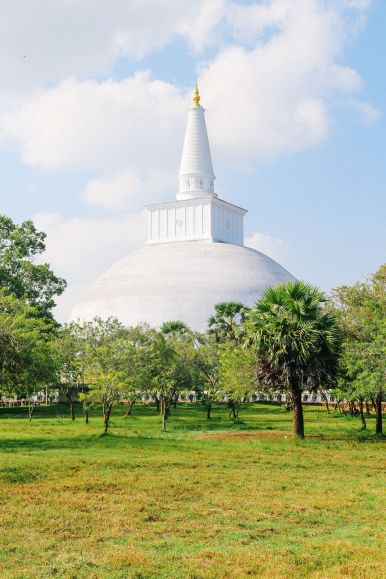 The Ancient City Of Anuradhapura, Sri Lanka (7)