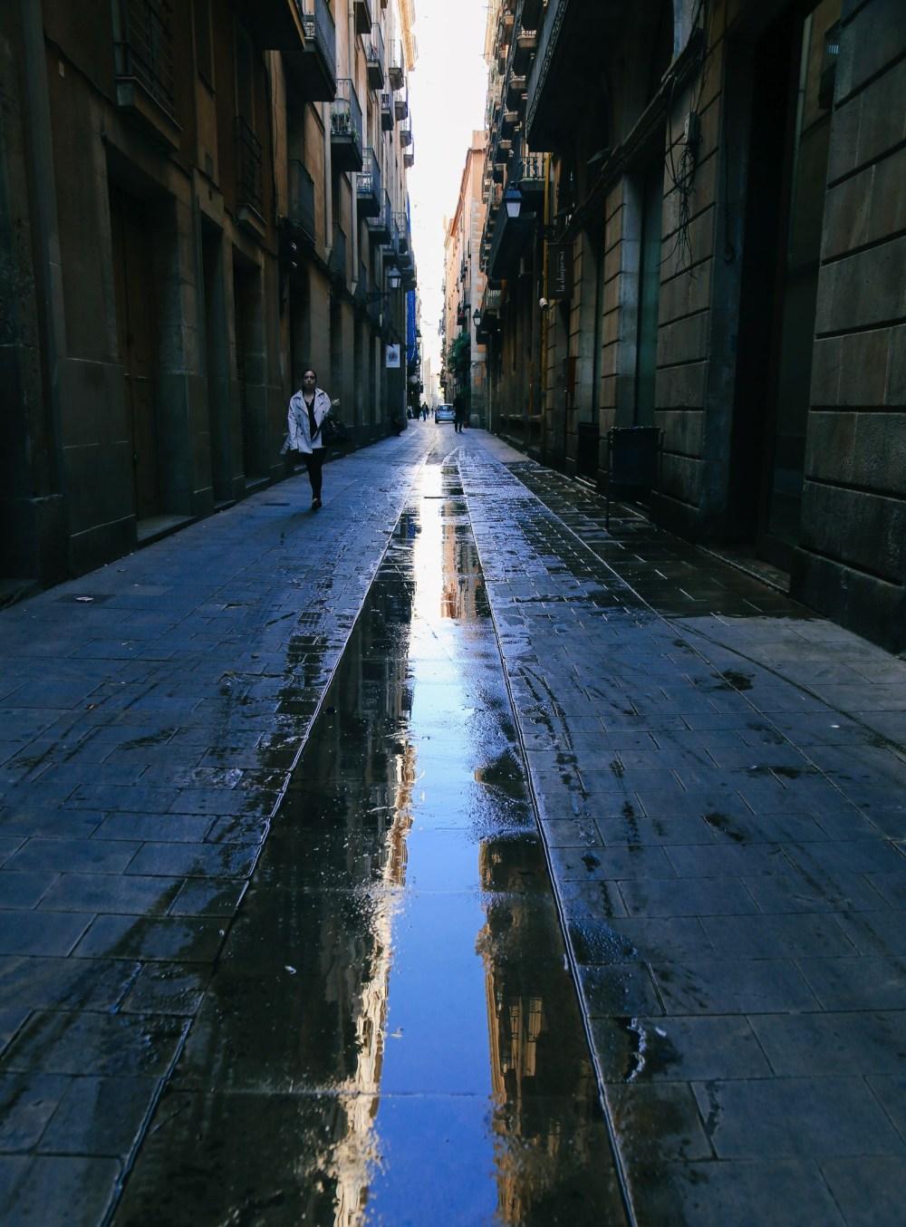 Arrival In Barcelona, Spain (9)