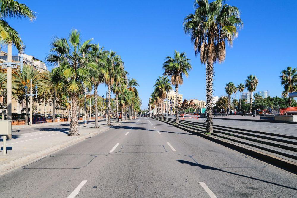 Arrival In Barcelona, Spain (12)
