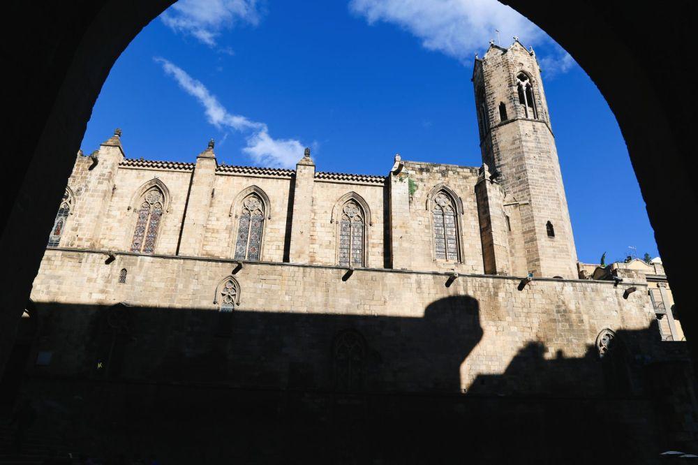 Arrival In Barcelona, Spain (41)