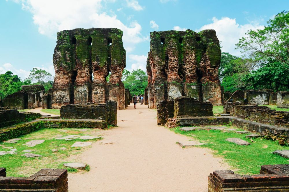 The Ancient City Of Polonnaruwa In Sri Lanka // Part 1 Of 2 (15)