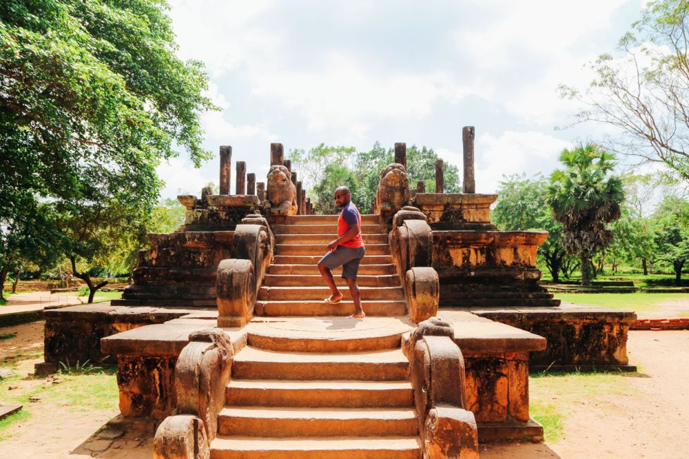 The Ancient City Of Polonnaruwa In Sri Lanka // Part 1 Of 2 (33)
