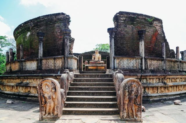 The Ancient City Of Polonnaruwa In Sri Lanka // Part 2 Of 2 (8)