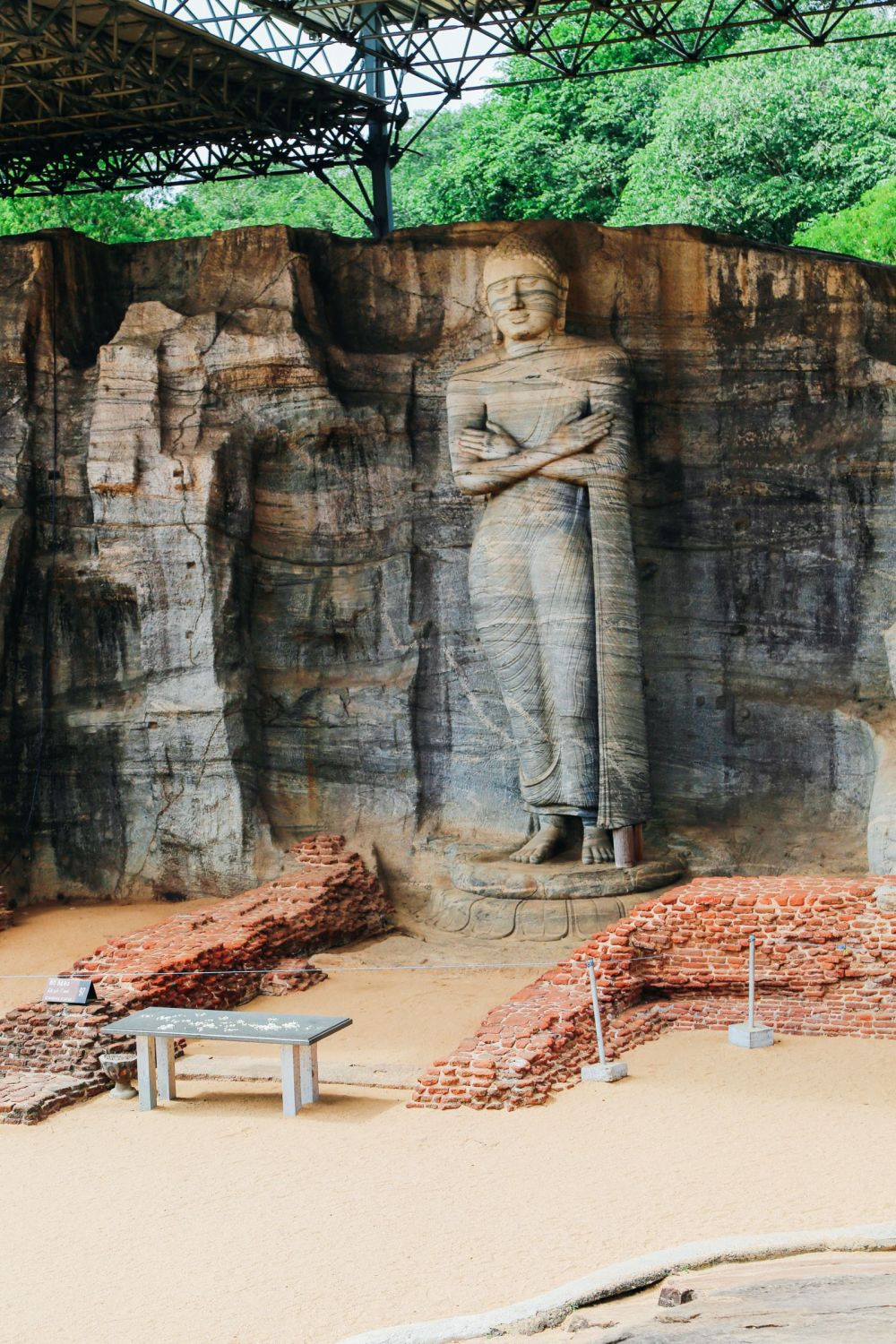 The Ancient City Of Polonnaruwa In Sri Lanka // Part 2 Of 2 (34)