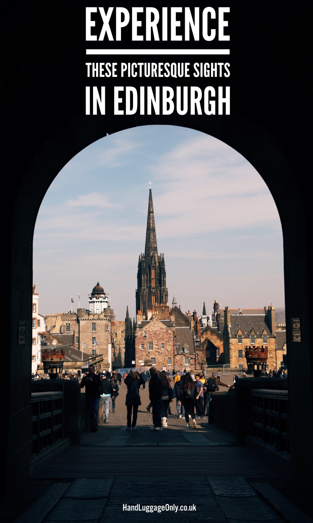 Main places to see in Edinburgh