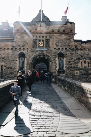 Re-Visiting Edinburgh - What's Changed In Scotland's Capital City In The Last 7 Years... (3)