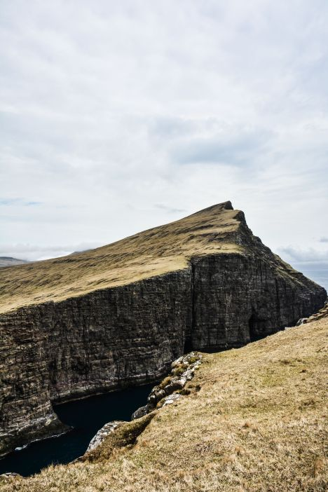 Have You Ever Seen The Cliff Top Lake of Sørvágsvatn, Faroe Islands? (20)