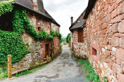 This Is The Most Beautiful Village In France - Collonges-La-Rouge (53)