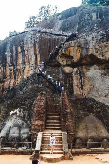 The Complete Guide To Climbing Sri Lanka's UNESCO World Heritage Site Of Sigiriya - Lion Rock (25)