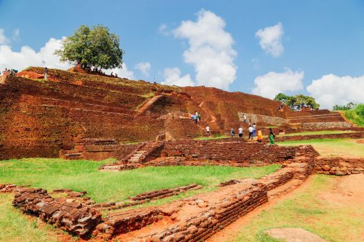 The Complete Guide To Climbing Sri Lanka's UNESCO World Heritage Site Of Sigiriya - Lion Rock (58)