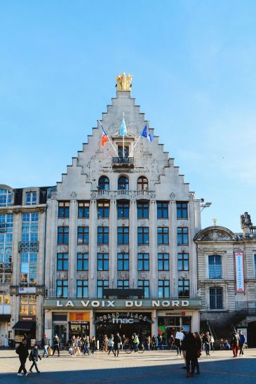 A Weekend In The Quaint French City Of Lille... Part 1 of 2 (36)