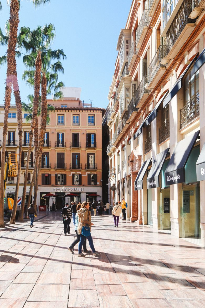 Photo Diary: A Jaunt Through The City of Malaga In Spain (9)