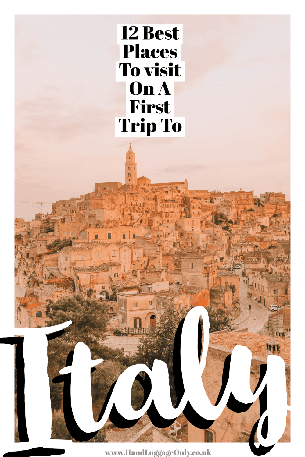 Best things and places to see in Italy