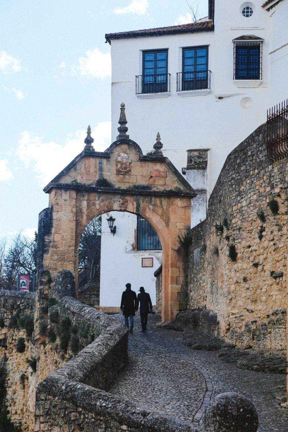"A Visit To Ronda - The Spanish City 'Pulled Apart By The gods"" (19)"