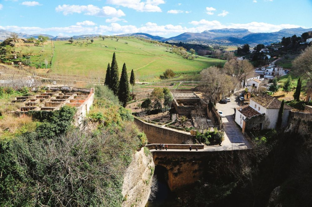 "A Visit To Ronda - The Spanish City 'Pulled Apart By The gods"" (20)"