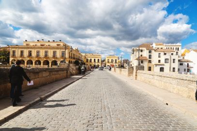 """A Visit To Ronda - The Spanish City 'Pulled Apart By The gods"""" (35)"""