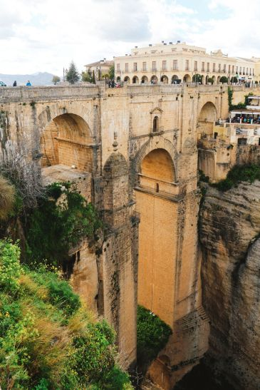 """A Visit To Ronda - The Spanish City 'Pulled Apart By The gods"""" (38)"""