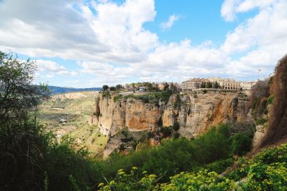 """A Visit To Ronda - The Spanish City 'Pulled Apart By The gods"""" (42)"""