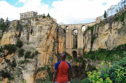 """A Visit To Ronda - The Spanish City 'Pulled Apart By The gods"""" (43)"""