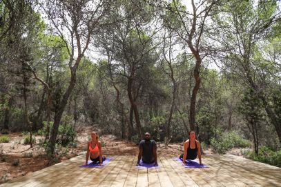 This Is Your Oasis Of Calm In Ibiza - Soulshine Yoga Retreat (39)