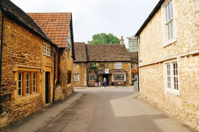 Inside The Beautiful Cotswolds Village Of Lacock... (17)